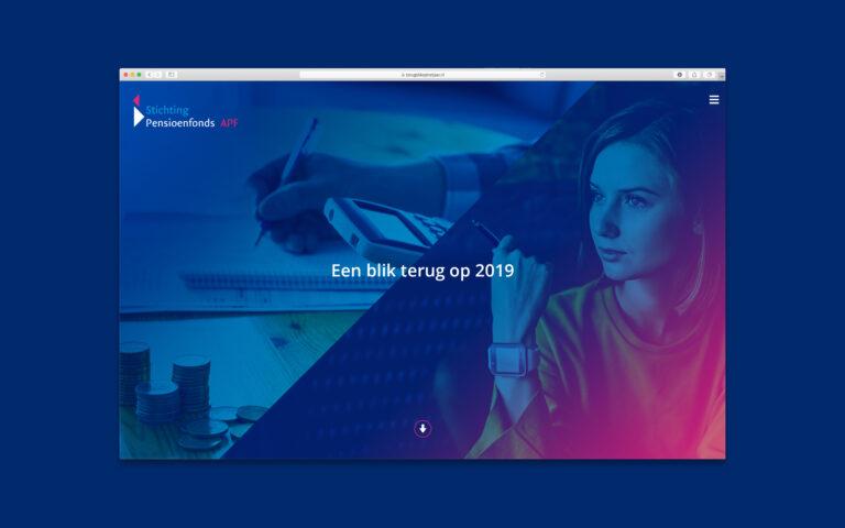 Onepager terugblikophetjaar.nl